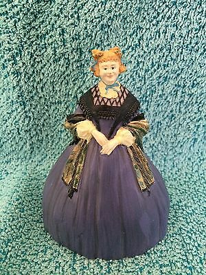 Franklin MInt Gone with the Wind Figurine- Aunt Pittypat