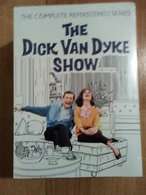 Dick vandyke show the complete Remastered series dvd