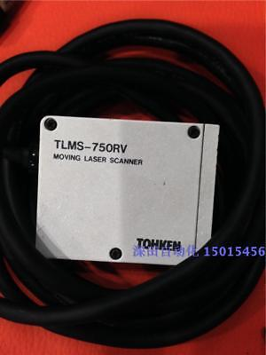 1 PC Used Good TOHKEN TLMS-750RV Moving Laser Scanner