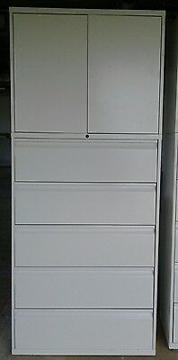 Knoll Calibre Overfile  Cabinet Metal