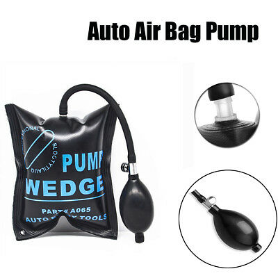 Air Pump Wedge Shim for Window Door Open Auto Entry Repair tool  Inflatable Bag