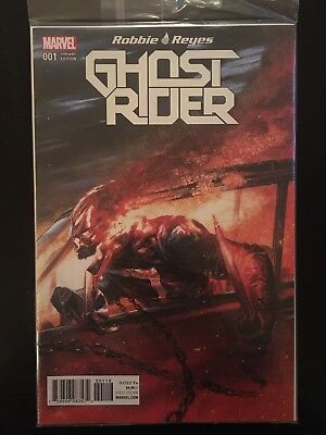 🔥 Ghost Rider Vol. 7 #1 | Gabriele Dell'Otto Polybagged Exclusive | NM 🔥