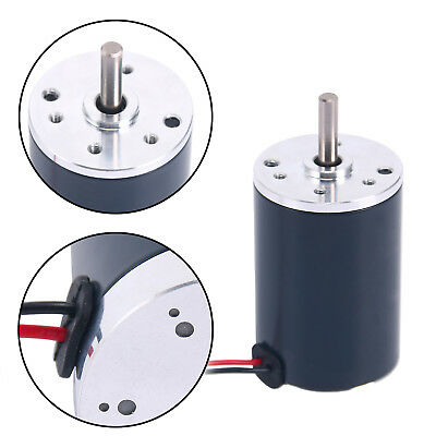 DC 12V 2000/3000RPM Brushed Electric Motor 38mm CCW Replacement Motor