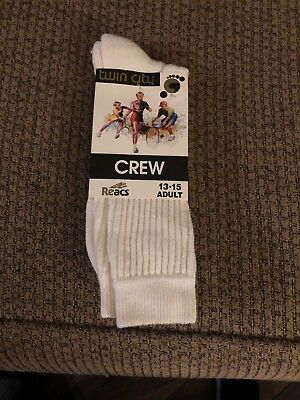 Vintage Twin City Reacs Crew Size 13-15