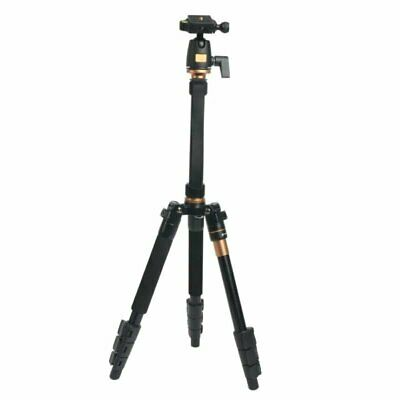 8kg Aluminum Tripod Monopod+BallHead Pocket Travel for Canon Nikon DSLR Camera