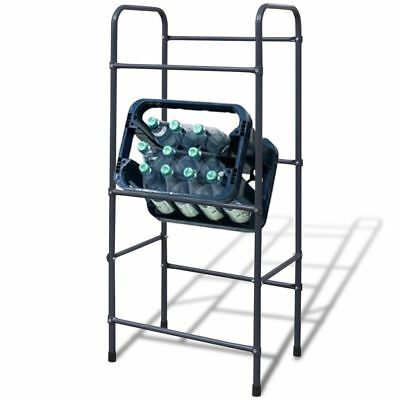Steel Shelf for 3 Crates