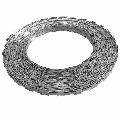 BTO-22 NATO Razor Wire 100 m Steel with Plastic Container High Quality Tools NEW