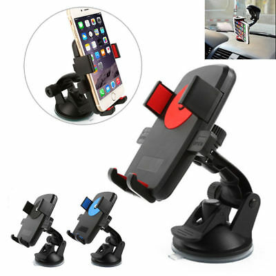 Universal In Car Mobile Phone HOLDER for SAT PDA NAV GPS Locking Suction Mounts