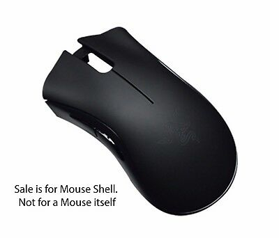 61e94ffde16 GAMING MOUSE TOP/UPPER Shell Cover Outer Case for Razer DeathAdder ...