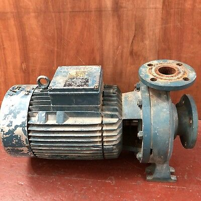 Centrifugal Water Pump CALPEDA NM 25//12A//B 0,75kW 1Hp 3x400 50Hz Heavy Duty Z5