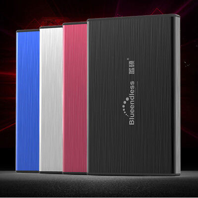 "Portable External Hard Drive USB 3.0 2.5"" 120GB 160GB 250GB 320GB 500GB 750G 1TB"