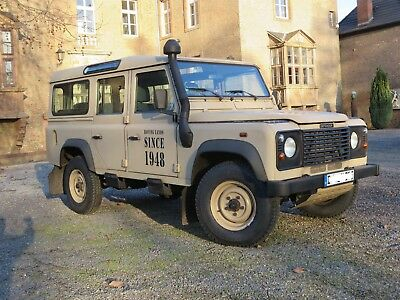 """Land Rover Defender 110 SW  """"Experience 2004""""  2,5 TD Euro 4"""