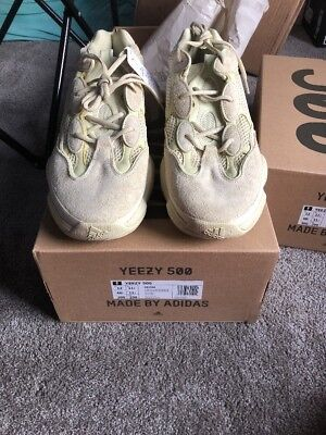 5e04d5ae6 YEEZY 500 ADIDAS Super Moon Yellow Size 12 -  274.99
