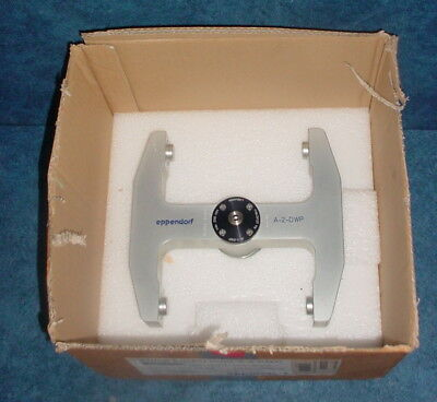Eppendorf A-2-DWP Swing Bucket 3700 RPM Rotor For 5804 5810 R Centrifuges
