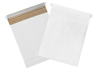 "Box Partners Self-Seal Padded Mailers 8 1/2"" x 12"" White 100/Case B805WSS"