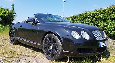 Bentley GTC Low Miles With History. Swap Swop Or PX Considered.