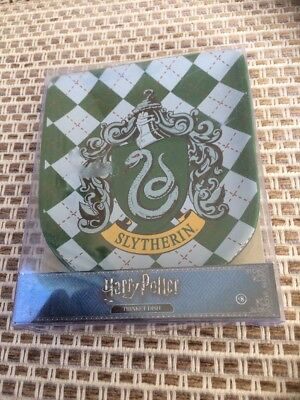PRIMARK HARRY POTTER SLYTHERIN CREST CERAMIC TRINKET DISH - Brand New In Box