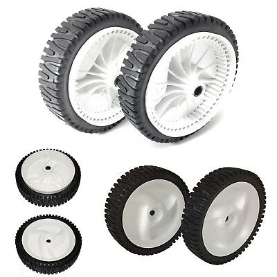 Lawn Mower Drive Wheel Tire Self Propelled Husqvarna Craftsman Replacement 2 Set