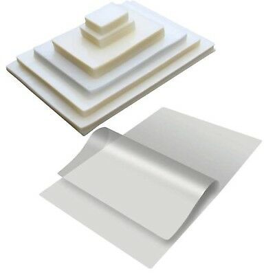 Laminating Pouches A4 150 Micron Pack of 100 Sheets