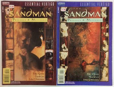 Sandman #3 & #4 (DC 1989) 2 x issues