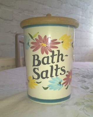 Rare Toni Raymond Bath Salts Storage Jar