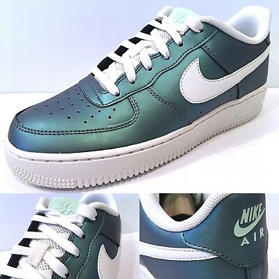 separation shoes 5e6ca 59023 Nike Air Force 1 LV8 GS Kid s Shoes Fresh Mint Summit White ( 820438-