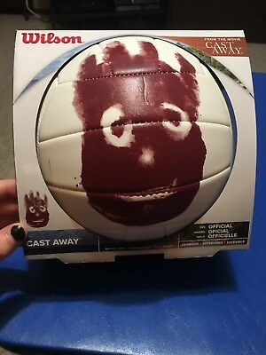 Wilson Volleyball Cast Away