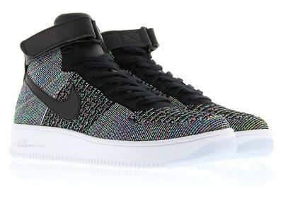 9e928aa96910db NIKE MEN S AF1 Ultra FlyKnit Mid Shoes Size 7 to 13 us 817420 101 ...