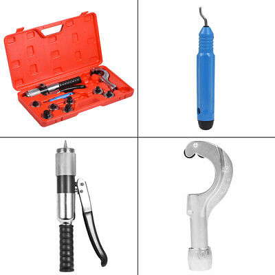 CT-300A Hydraulic Tube Expander 7 Lever Tubing Expanding Tool Swaging Tool Kit