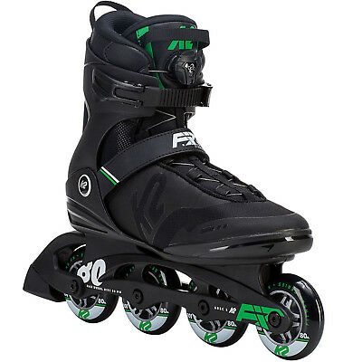 K2 for I T. Fit 80 Boa M MEN'S Roller Blades Fitness Inline Skates New