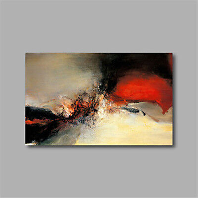 Modern Home Hand-Painted Abstract Modern Oil Painting Decor Art On Canvas Wall