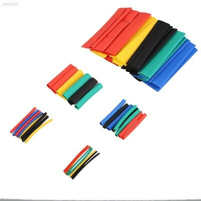 328Pcs Heat Shrink Wire Wrap Sleeves Tubing Electrical Connection Cable AEAF2C1