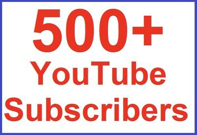 1000+ Real YouTube Subscribérs - 24h Delivery - High Quality - 100% Safe
