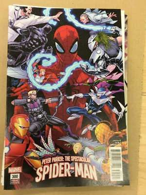 Peter Parker The Spectacular Spider-Man comic #300 Limited Adam Kubert variant
