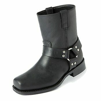 e22357be3b4 JOHNNY REB CLASSIC Short Motorcycle Boot - $199.95 | PicClick AU