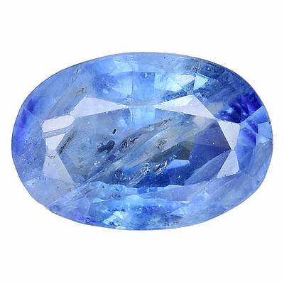 4.170 Cts Collectors Choice Unheated  Blue  Natural Sapphire Oval Gemstones