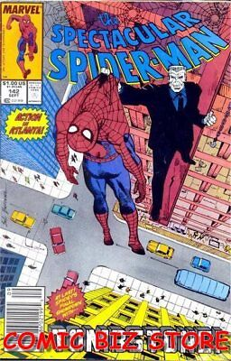 Spectacular Spider-Man #142 (1988) 1St Printing Bagged & Boarded Marvel