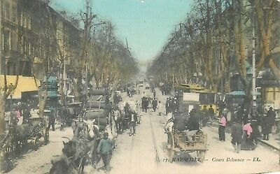 marseille cours belsunce