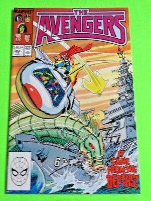The Avengers #292 Marvel Comics Copper Age (1988) C1174
