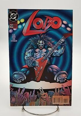 Lobo #13 Volume 2 February 1995 DC Comics Alan Grant Combined Shipping Discount