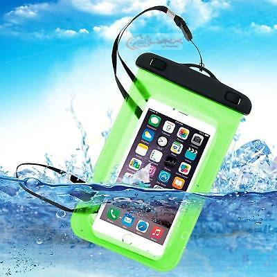 COVER Custodia IMPERMEABILE SUBACQUEA WATERPROOF IPHONE SAMSUNG HUAWEI ASUS HTC