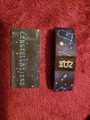 CONSTELLATIONS Zox wristband - Brand new