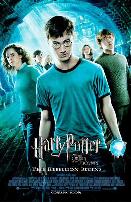 """Harry Potter - Order of the Phoenix ( 11"""" x 17"""" ) Collector's Poster Print"""