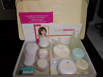 Susan Lucci  Youthful Essence Kit Tool And Creams Sealed Unused