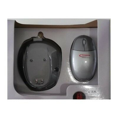 New Typhoon Stream RF Wireless Optical Mouse  USB and PS2- windows