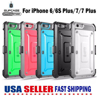 cheap for discount 76ea7 edb93 SUPCASE FOR IPHONE 6/6S Plus/7/7 Plus Unicorn Beetle Pro Fully ...