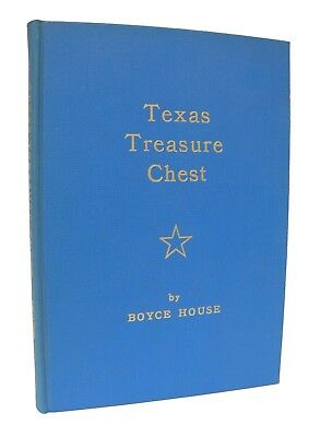 Texas Treasure Chest by Boyce House - 1956 - SIGNED