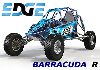 Barracuda R, offroad, mini dune buggy, sandrail plans on CD disc