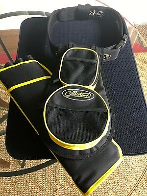 OMP October Mountain Switch Quiver Mathews Black//Yellow Right Hand//Left Hand