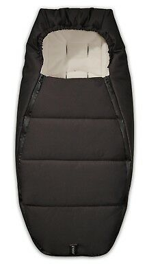 Joolz Geo Sleeping Bag / Foot Muff. Earth Collection Hippo Anthracite